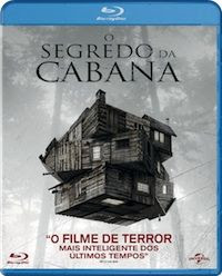Download - O Segredo da Cabana BluRay 720p Dual Áudio