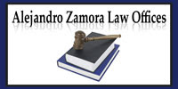 Civil Attorney Miami Alejandro Zamora Law Offices Logo