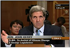 Sen. John Kerry as Sec. Of State?! Be Afraid, Kerry's Poor Understanding of Climate Science Poses Threat to U.S. National Security