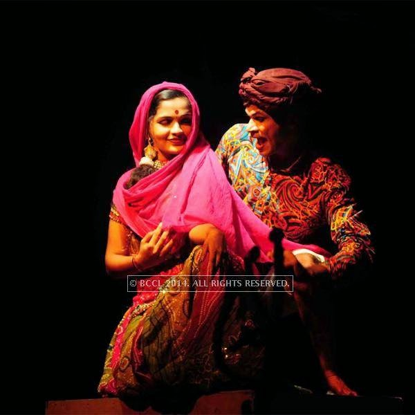 The theatre play by Chitradhara theatre troupe, and Duvidha by Jwala Karuvakkode were staged at Fine Arts Hall.
