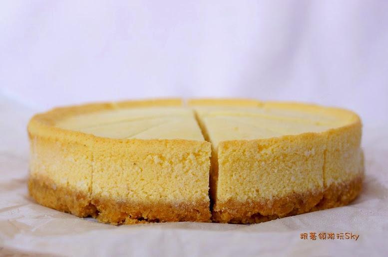 網購宅配-純乳酪不加鮮奶油的乳酪蛋糕【水母吃乳酪】