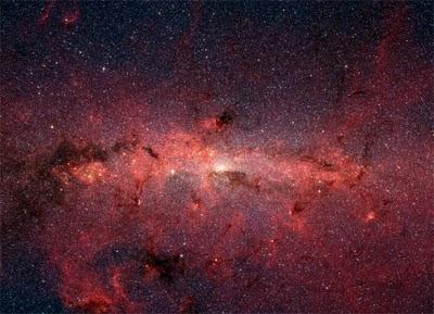 Via Láctea e seus 50 bolhões de mundos. Muitos deles podem ser habitados. Extra-terrestres