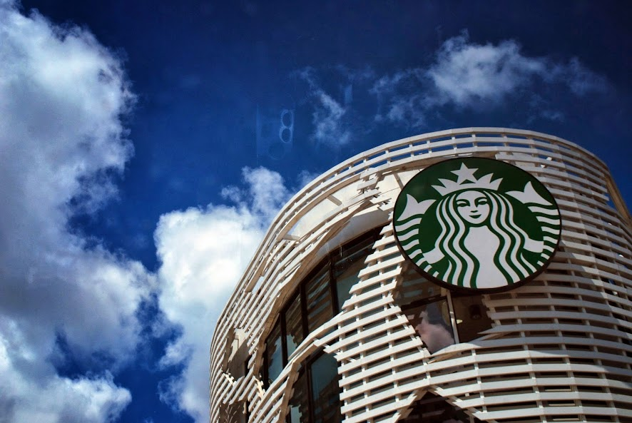 Starbucks in Thailand