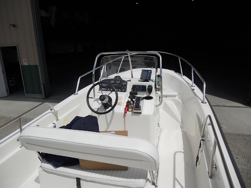 Boat: 2006 16' Boston Whaler - Dauntless ...