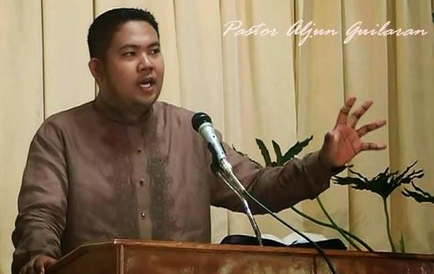 Pastor Aljun T. Guilaran1