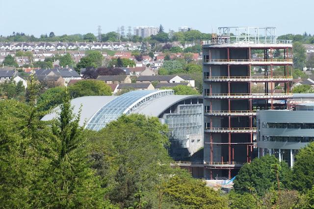 RGU - Garthdee, Aberdeen,  New Build