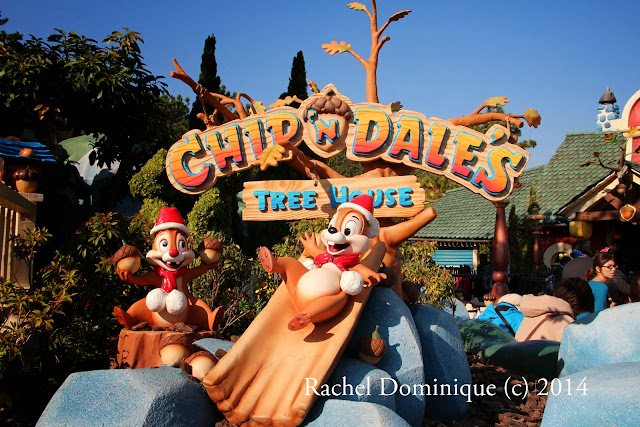 Chip N Dale's House