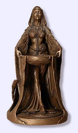 Goddess Danu Image