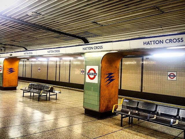 Hatton Cross London Underground Station