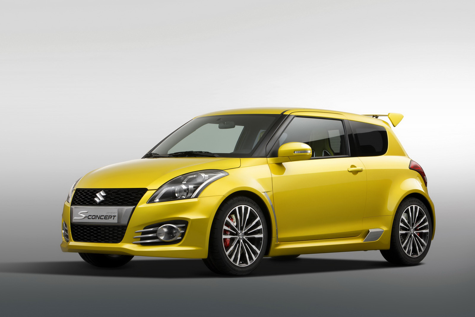 Suzuki Swift S Concept Showcases The Upcoming Swift Sport