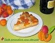 Tarte amandine à l'abricot