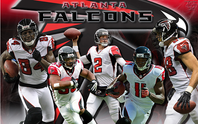Atlanta Falcons Team Wallpaper