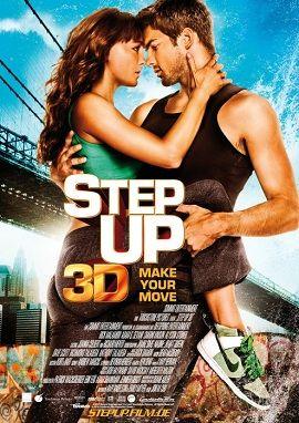 Bước Nhảy Đường Phố 3D - Step Up 3D
