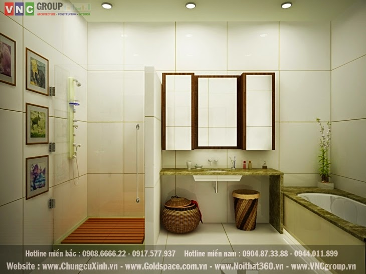liana01 Thiết kế chung cư