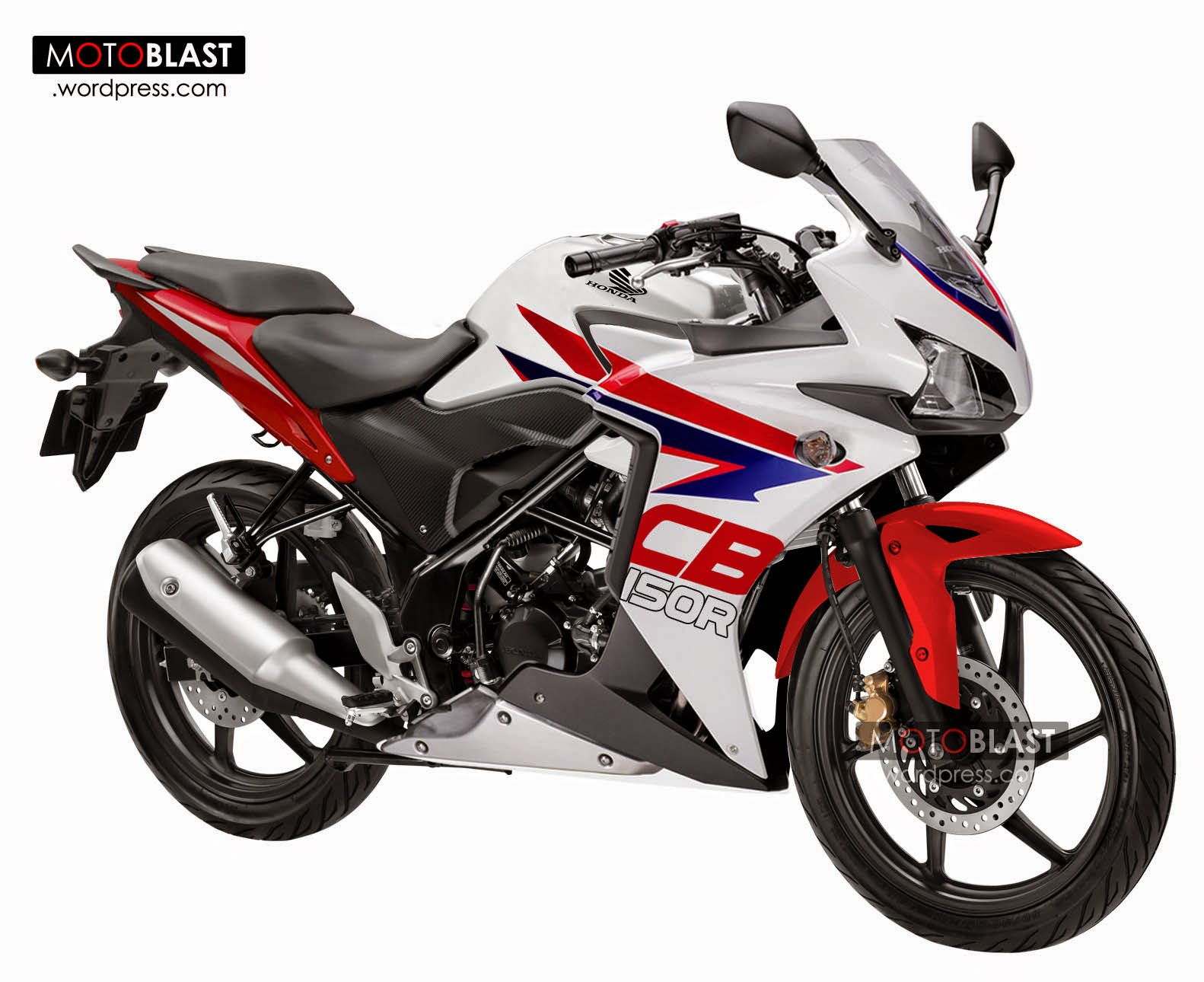 modifikasi new megapro full fairing
