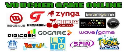 Voucher Game Online Lengkap dan Murah