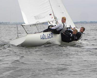 Holger ved Sydfjordsstævne 2012