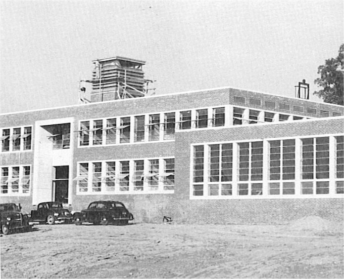 Mintaka's Historic Clemson Photos Photos - 1950, Agricultural Engineering Building, Campus, McAdams Hall, Mintaka