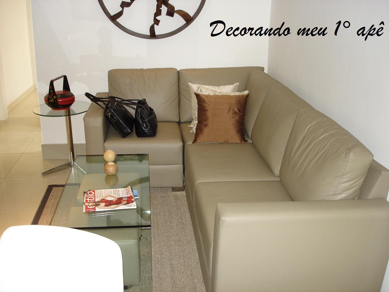 Decorando meu 1° apê: Show Room Apartamento decorado Parte III #9E3B2D 1280x960