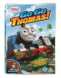 Go Go Thomas DVD review and competition on Emma in Bromley.
