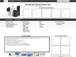 Web Hosting Template 10