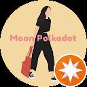 Moon Polkadot