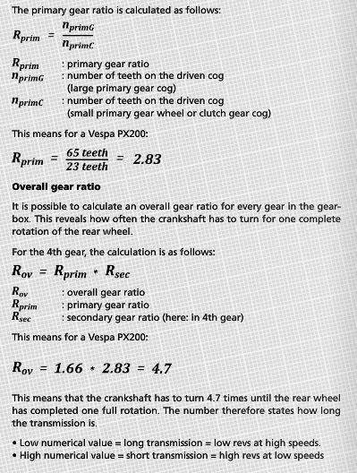 manuel d'optimisation des moteurs vespa - Page 3 Ratio+de+boite