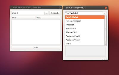 WPA Recover  su Ubuntu