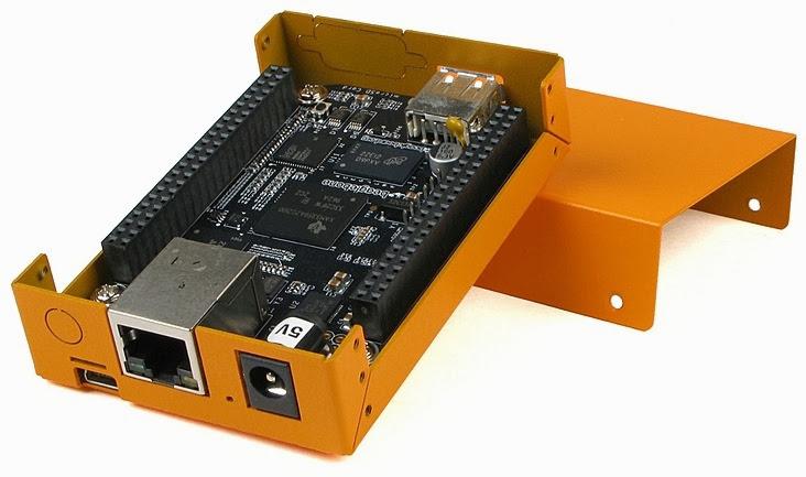 Interface USB vers I2S et intégration micro ordi comme serveur de musique... C'est totalement génial!!! Beagleboneblack