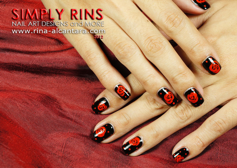 Nail Polish Colors For Dark Red Dress Hession Hairdressing