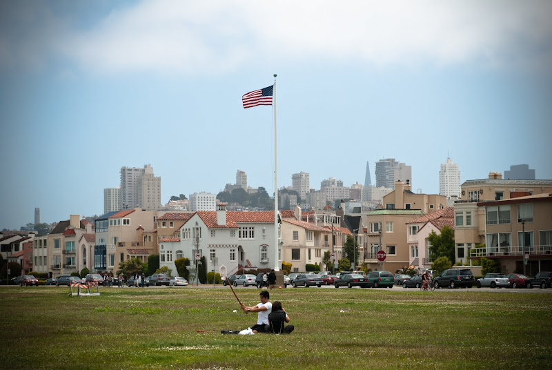 Great American Road Trip, cz. 2 -- San Francisco..