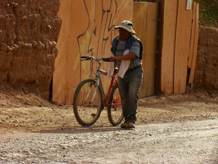 La presencia de la bici en San Pedro