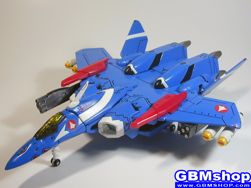 Work in progress YF-22-Lx Macross GBM custom