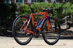 Team Nippo Vini Fantini De Rosa Protos Complete Bike  at twohubs.com