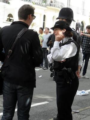 Творческий полицейский