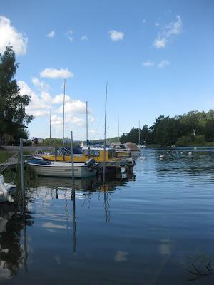 Vaxholm waterfront
