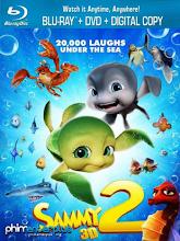Câu Chuyện Về Chú Rùa Sammy - Phim Hoạt Hình Hay - 2012