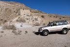 Exploring Torote Canyon - Anza Borrego