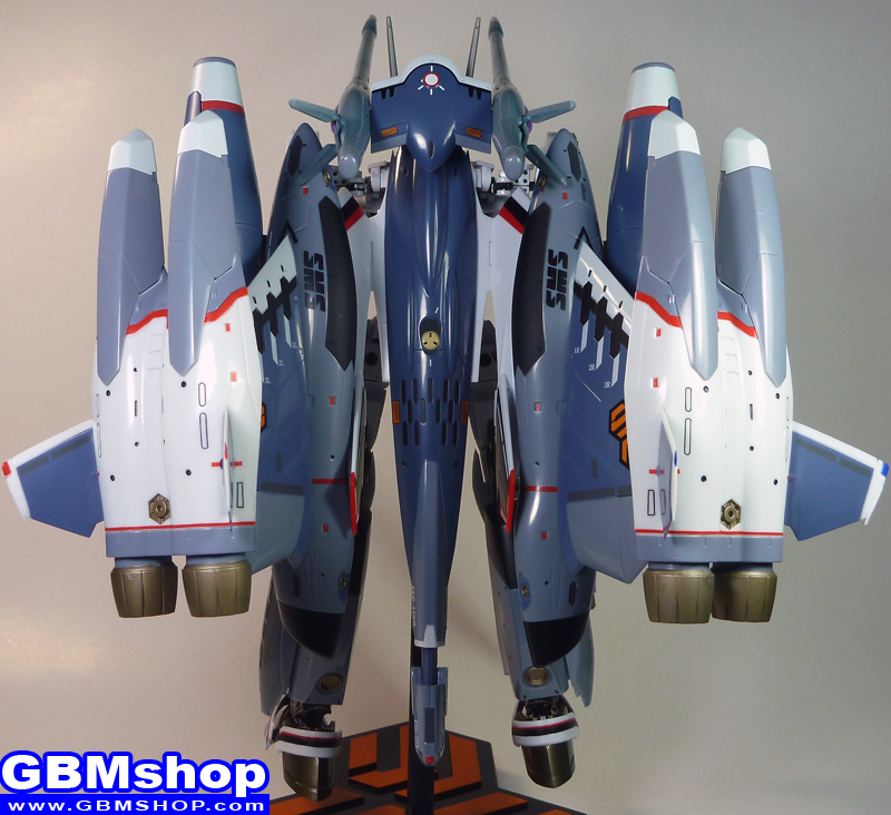 Macross Frontier VF-25F Renewal Version Tornado pack Outer-Space Use Battroid Mode