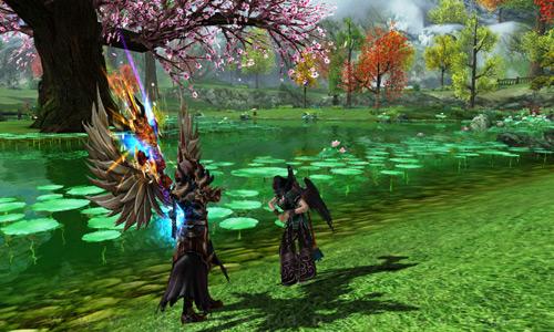 Loong Online: Có thể nhận đệ tử mà không cần vào game 2