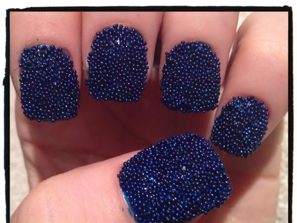 Day 173 - Caviar Manicure
