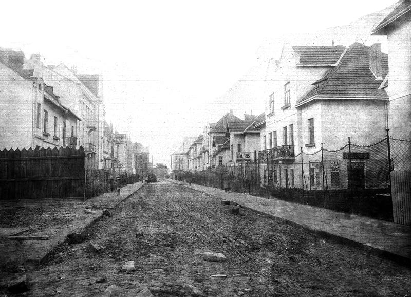 Львов. Улица генерала Тарнавского