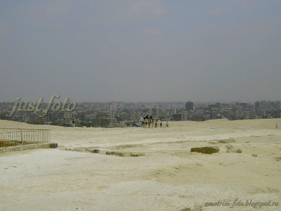 Каир - экскурсия на египетские пирамиды
