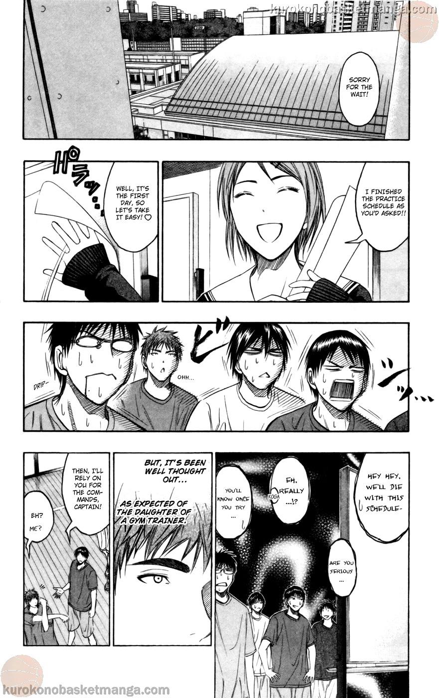 Kuroko no Basket Manga Chapter 97 - Image 12