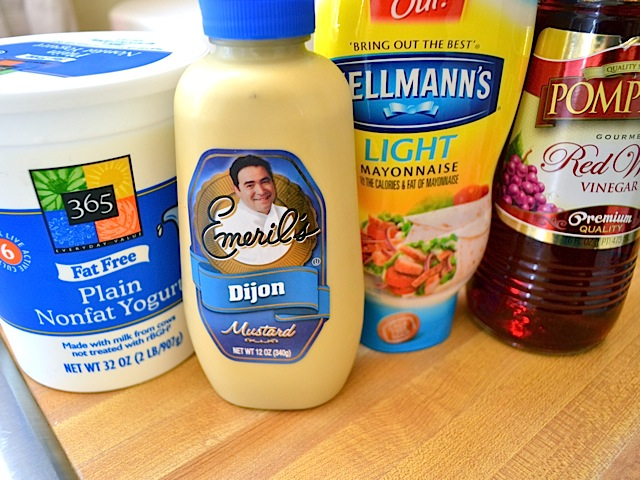chicken salad dressing ingredients
