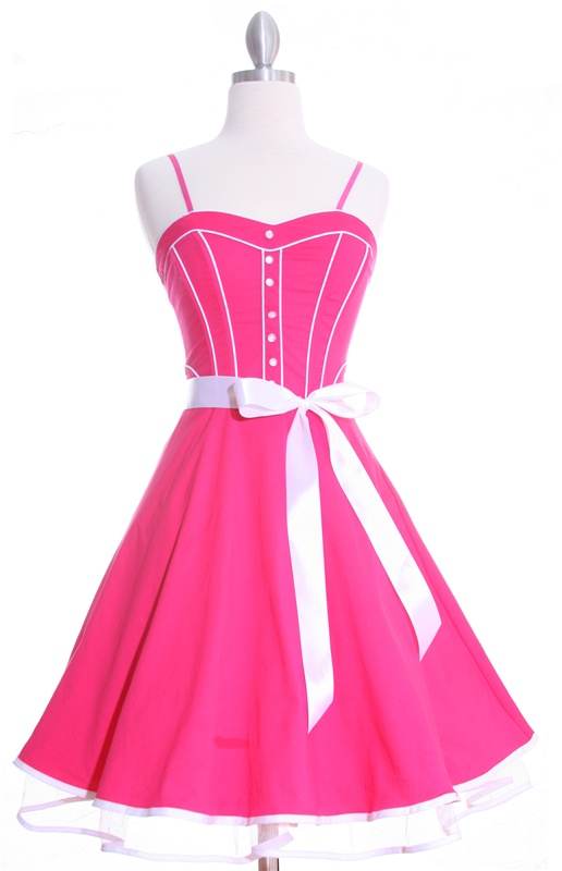 Style The New Black Carly Foulkes And Amazing Pink Dresses