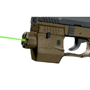 Viridian WP22-OD Green Laser Sights Built for Walther P22 OD Green