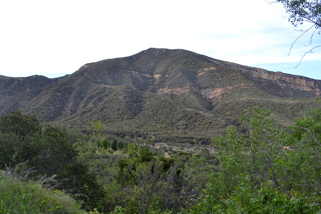 Matilija Canyon