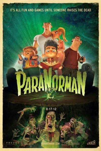 Poster Of ParaNorman (2012) Full Movie Hindi Dubbed Free Download Watch Online At Alldownloads4u.Com