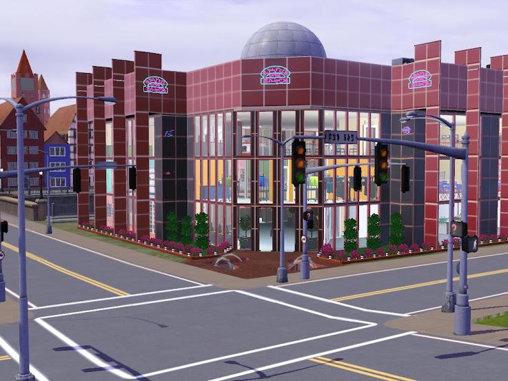 sims3 city center
